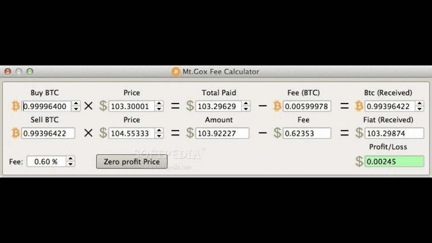 Qt Bitcoin Trader for Mac - review, screenshots