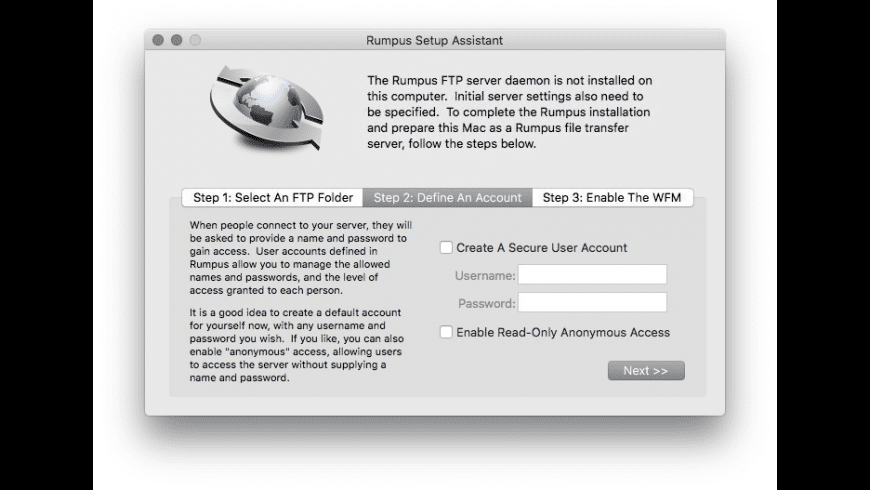 Rumpus for Mac - review, screenshots