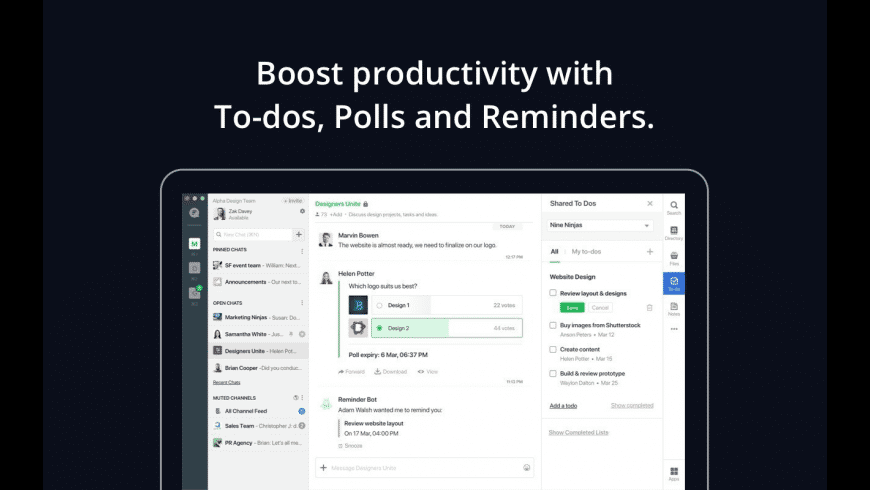 Flock for Mac - review, screenshots