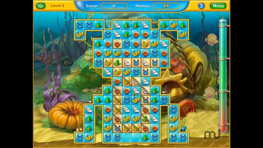 Fishdom: Harvest Splash for Mac - review, screenshots