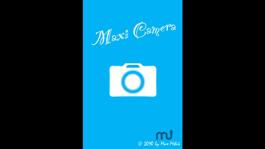 MaxiCamera for Mac - review, screenshots