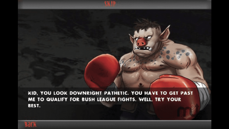 Beast Boxing 3D for Mac - review, screenshots