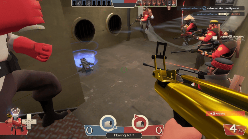 Team Fortress 2 for Mac - review, screenshots