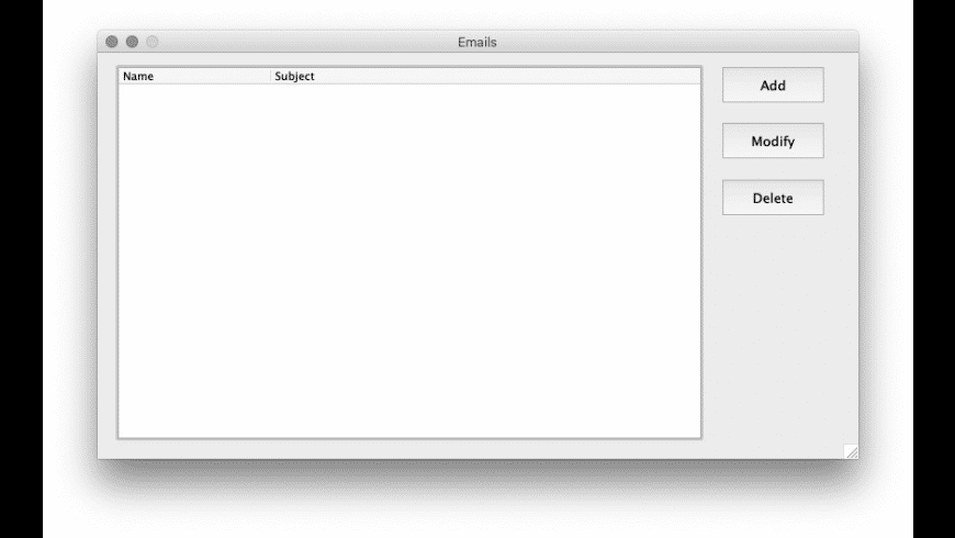 EMA for Mac - review, screenshots