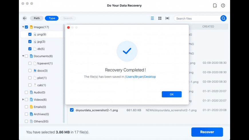 Do Your Data Recovery Professional for Mac - review, screenshots