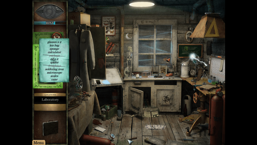 Strange Cases - The Lighthouse Mystery for Mac - review, screenshots