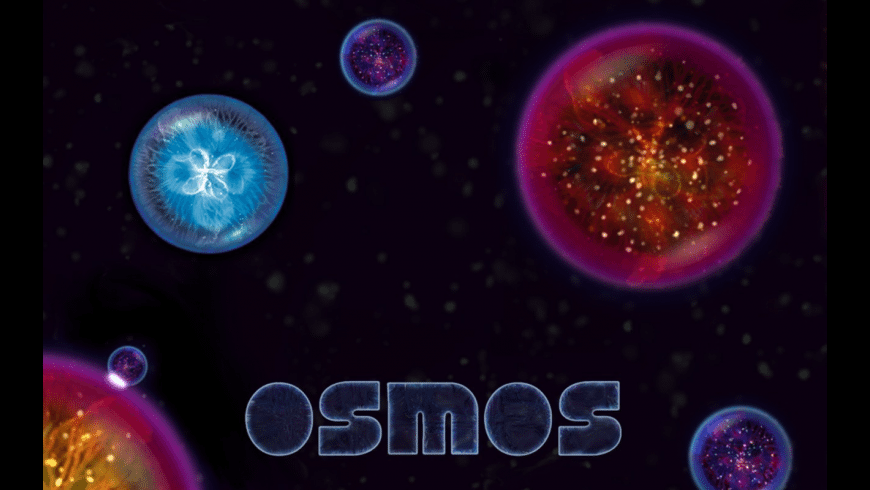 Osmos for Mac - review, screenshots