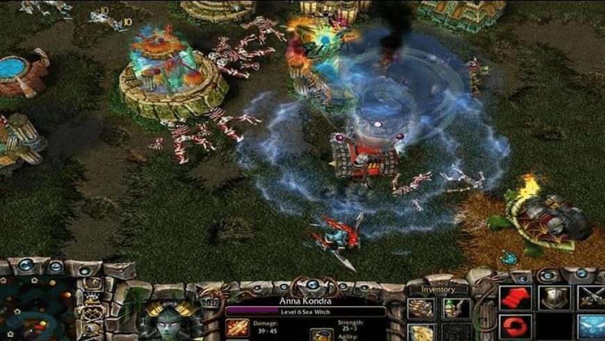 Warcraft III: Reign of Chaos for Mac - review, screenshots
