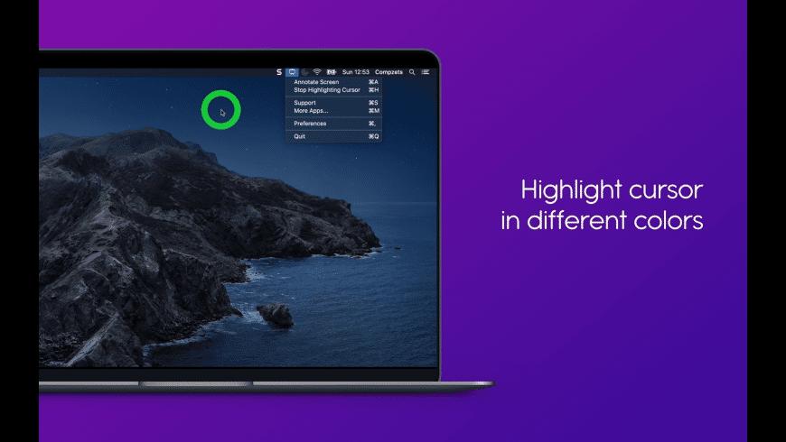 Presentify for Mac - review, screenshots