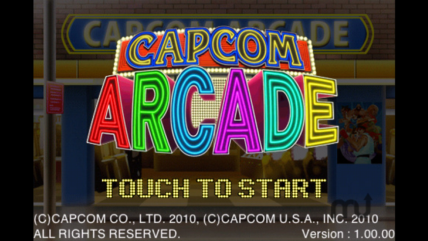 CAPCOM ARCADE for Mac - review, screenshots