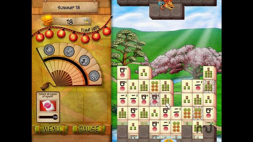 Geisha - The Secret Garden for Mac - review, screenshots