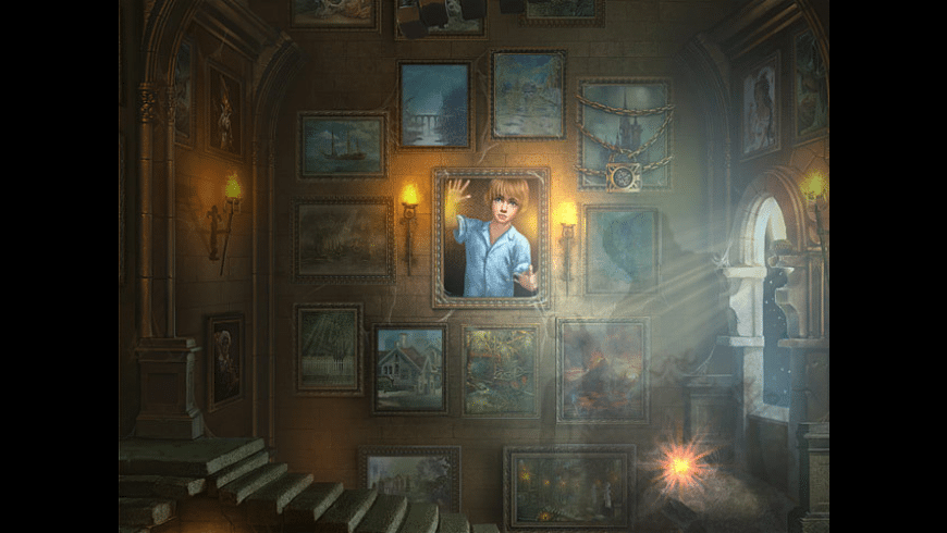 Lost Souls: Enchanted Paintings Collector's Edition for Mac - review, screenshots