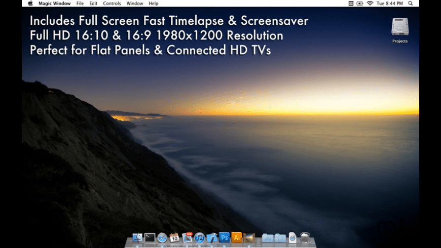 Magic Window for Mac - review, screenshots