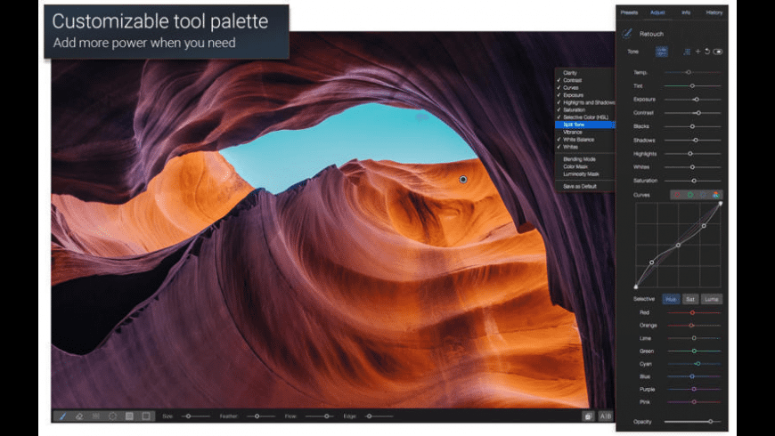 Picktorial for Mac - review, screenshots