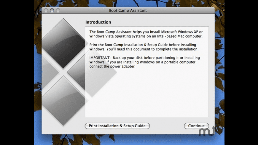 Boot Camp Support for Mac - review, screenshots