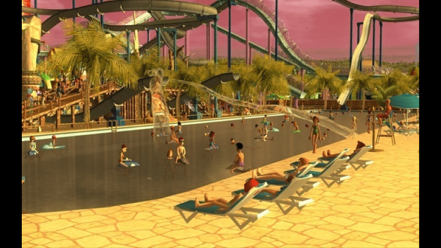RollerCoaster Tycoon 3 Platinum for Mac - review, screenshots