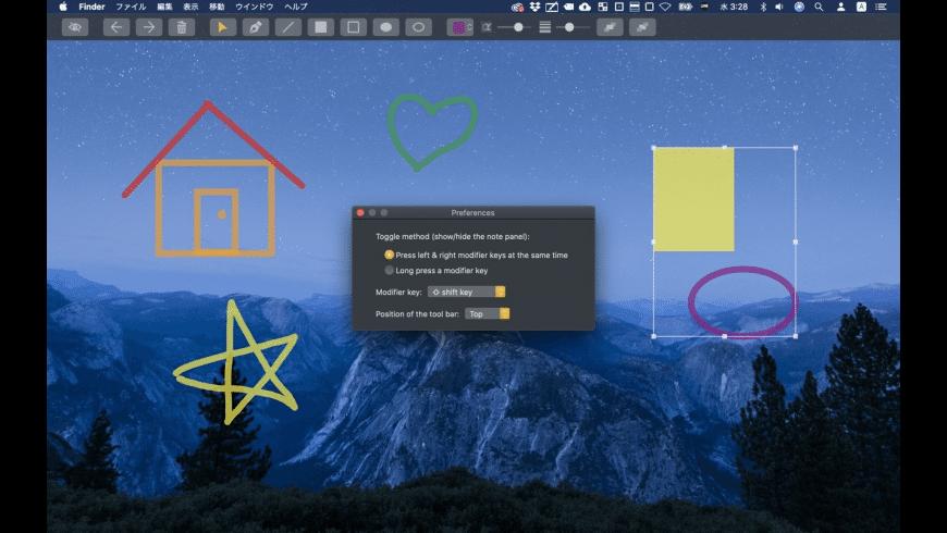 ScreenNote for Mac - review, screenshots