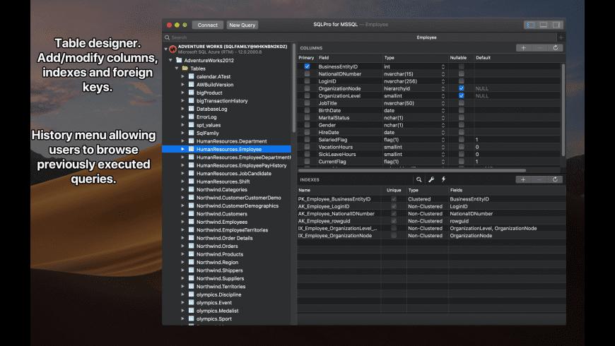 SQLPro Studio for Mac - review, screenshots