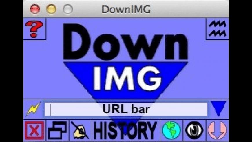 DownIMG for Mac - review, screenshots