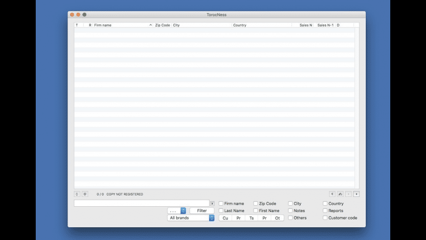 ToroNess for Mac - review, screenshots