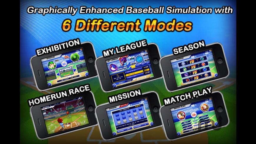 Baseball Superstars 2011 for Mac - review, screenshots