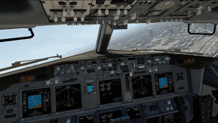 X-Plane for Mac - review, screenshots
