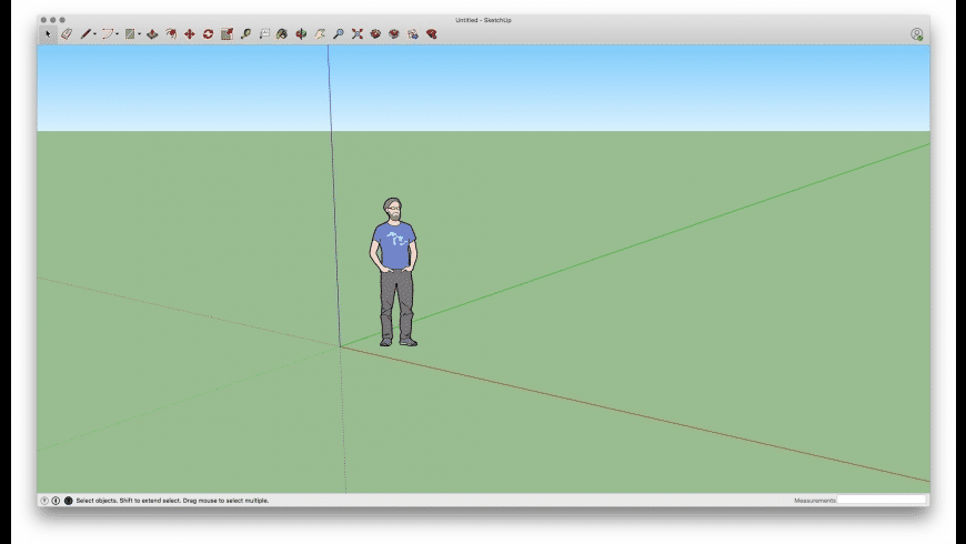 SketchUp for Mac - review, screenshots