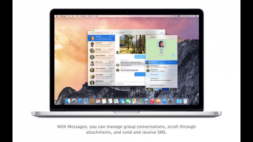 OS X Yosemite Security Updates for Mac - review, screenshots