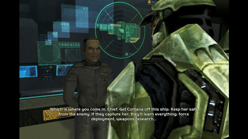 Halo: Combat Evolved Demo for Mac - review, screenshots