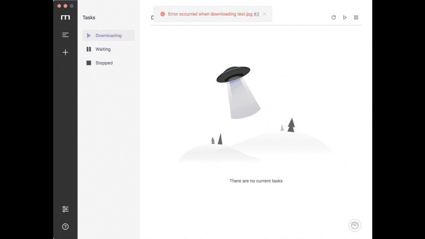 Motrix for Mac - review, screenshots