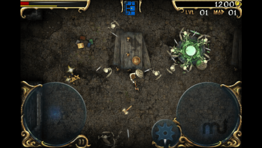 Catacombs for Mac - review, screenshots