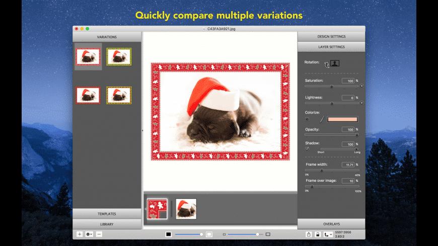 ImageFramer Pro for Mac - review, screenshots