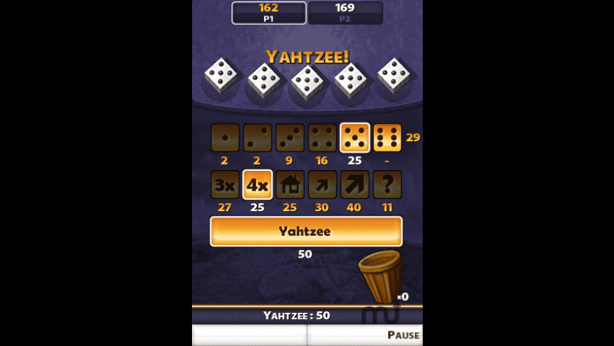 YAHTZEE Adventures for Mac - review, screenshots