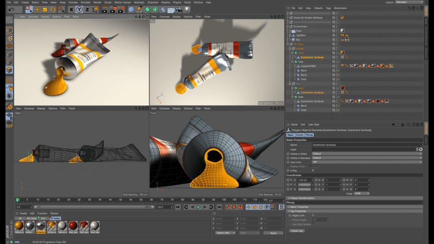 cinema 4d software free download for mac
