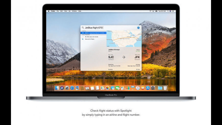 macOS High Sierra Security Updates for Mac - review, screenshots