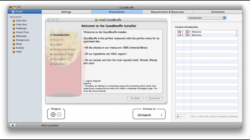 Packages for Mac - review, screenshots