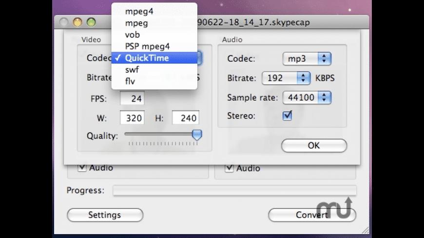 IMCapture for Skype for Mac - review, screenshots