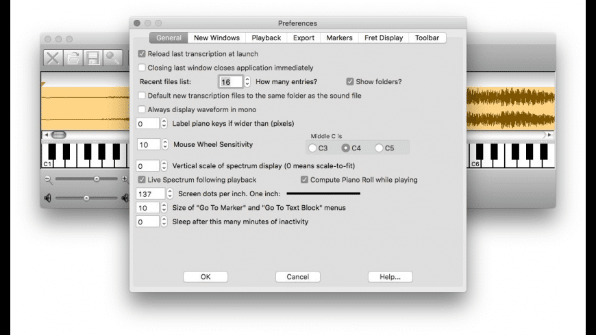 Transcribe! for Mac - review, screenshots
