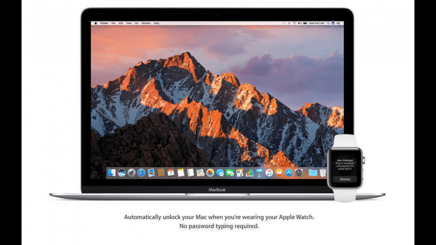 macOS Sierra Security Updates for Mac - review, screenshots
