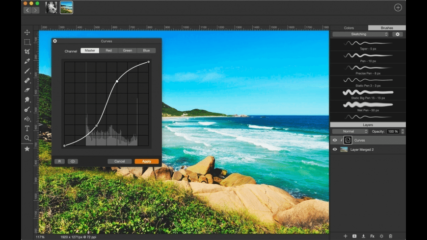 Artstudio Pro for Mac - review, screenshots