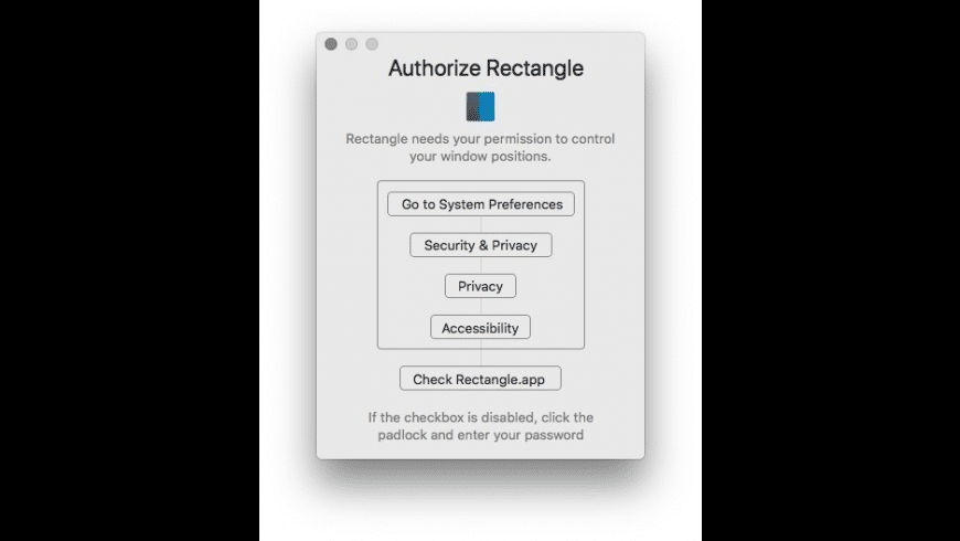Rectangle for Mac - review, screenshots