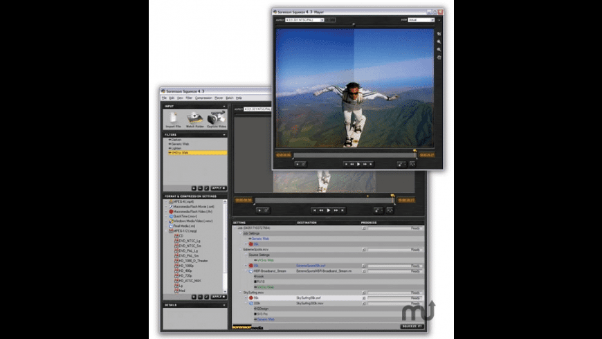 Squeeze for Mac - review, screenshots