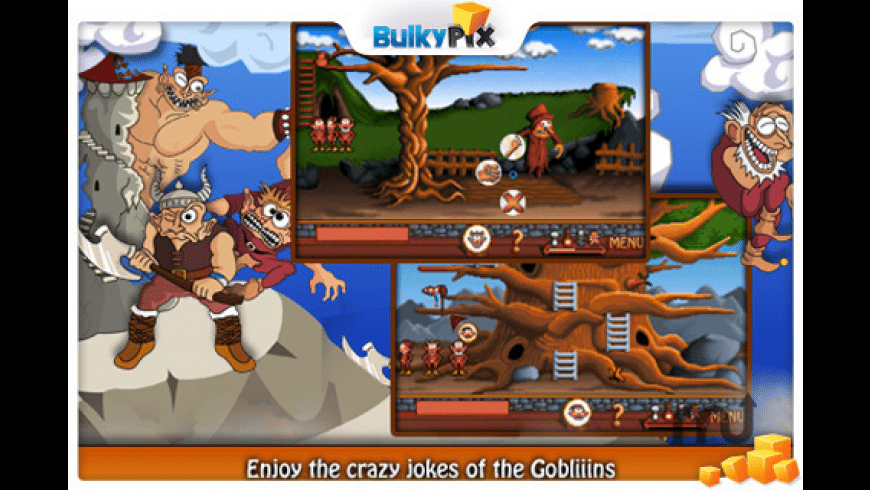 Gobliiins for Mac - review, screenshots