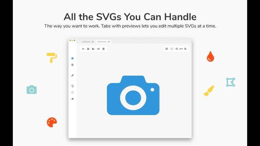 SVG Splash for Mac - review, screenshots