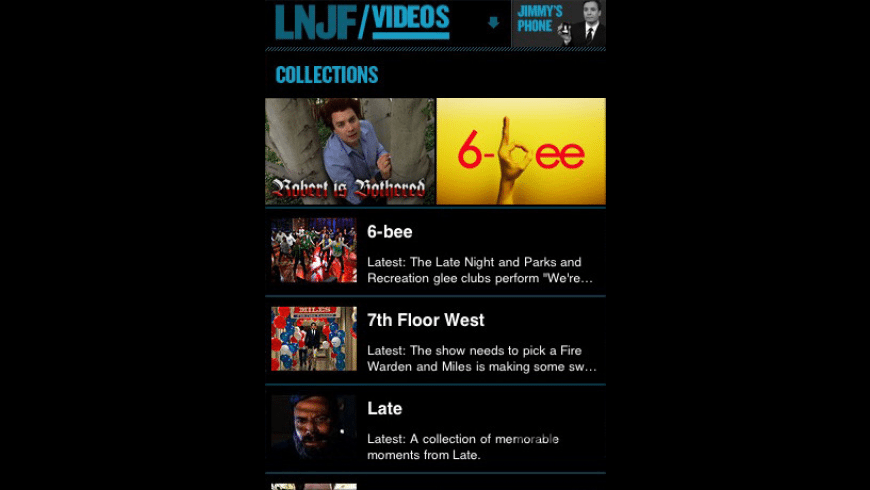 LNJF for Mac - review, screenshots