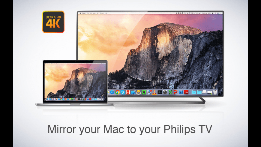 Mirror for Philips TV for Mac - review, screenshots