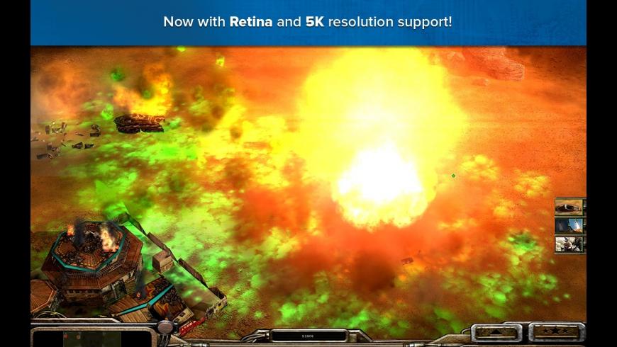 Command & Conquer Generals for Mac - review, screenshots