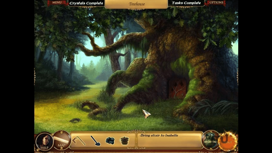 A Gypsy\'s Tale: The Tower of Secrets for Mac - review, screenshots