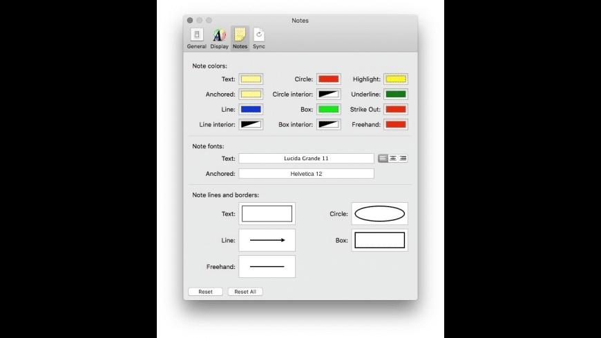 Skim for Mac - review, screenshots