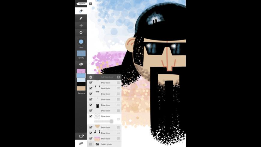 Adobe Ideas for Mac - review, screenshots